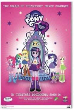 My Little Pony Equestria Girls: Twilight Sparkle Goes on a Quest!