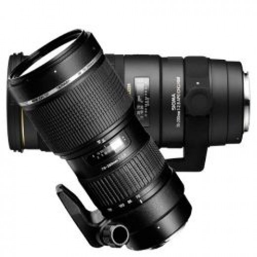 "70-200mm lenses from ""other"" makers"