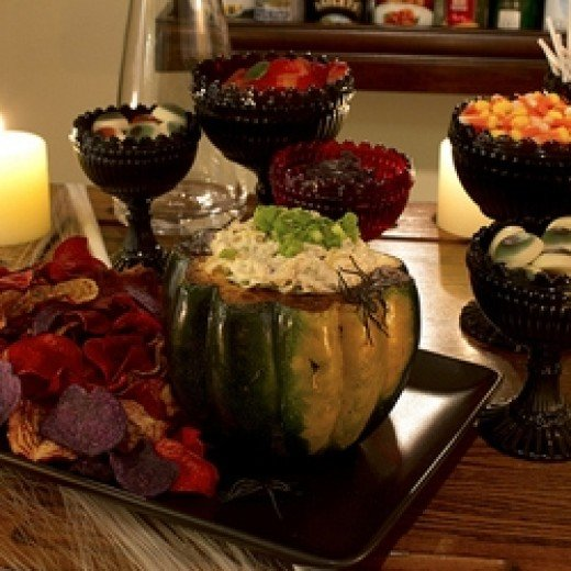 5 Festive Dip Recipes For A Halloween Party