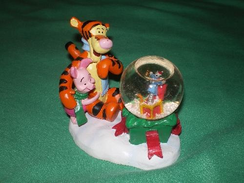 A Christmas Snow Globe