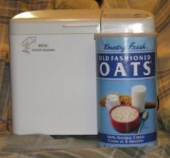 Oat Bread Recipes for  Bread Machines