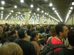 New York Comic Con fans