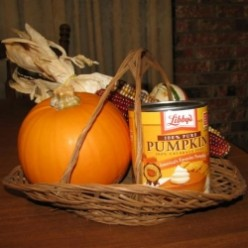 Pumpkin Cake and Other Fall Goodies