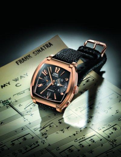 Oris Classic Sinatra Watch
