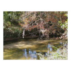 The Tchefuncte is one of the federally listed Scenic Rivers of Louisiana.