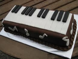 Lemonade Mouth Piano Cake Idea from: http://www.chocolatelovercakes.com/cake_pictures