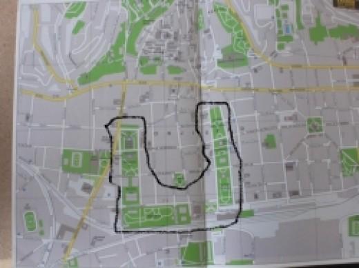 Zagreb Lenuci horseshoe