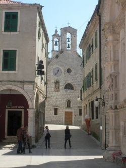 Sibenik old town attractions
