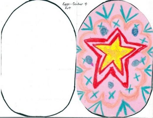 Eggs Center 4 Booklet Cover Art