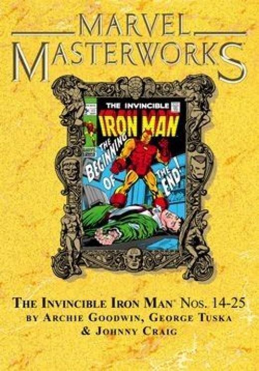 Marvel Masterworks:Iron Man Volume 6