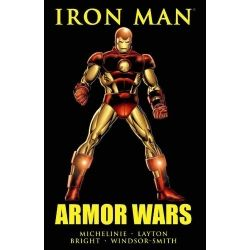 Iron Man Armor Wars