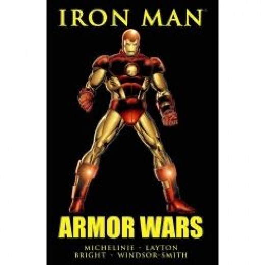 Iron Man Armor Wars