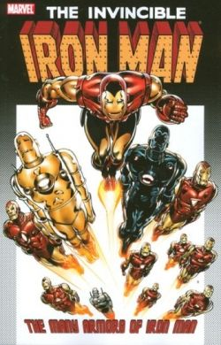 The Many Armors of Iron Man