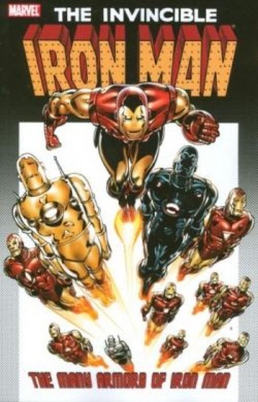 The Many Armors of Iron Man