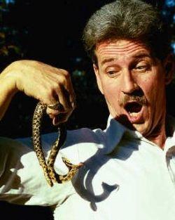 Hognose Snake & Al