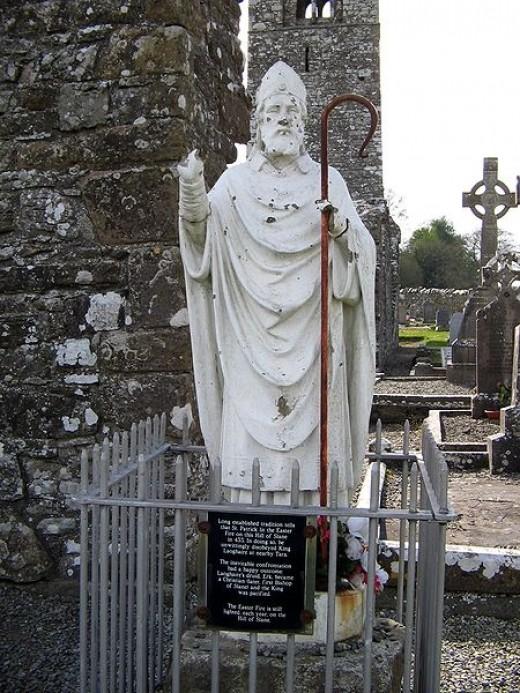 Statue of St. Patrick