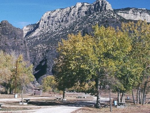 Boysen State Park, Wyoming
