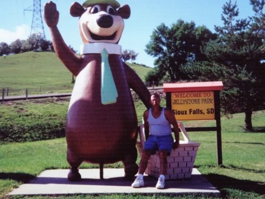 Jellystone Campground, South Dakota