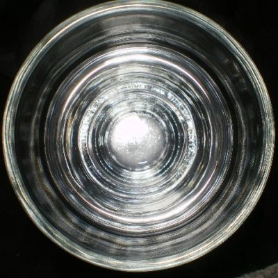 A Glass of Water from Another Perspective