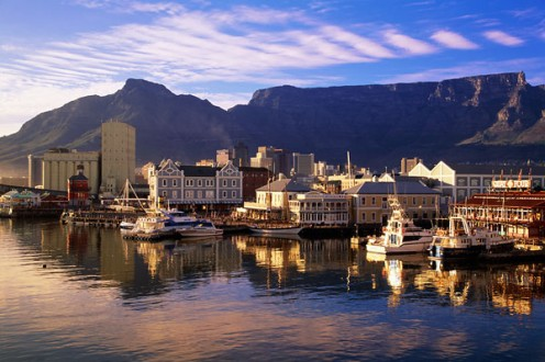 Cape Town, most beautiful city in the world and I'm not biased at all.