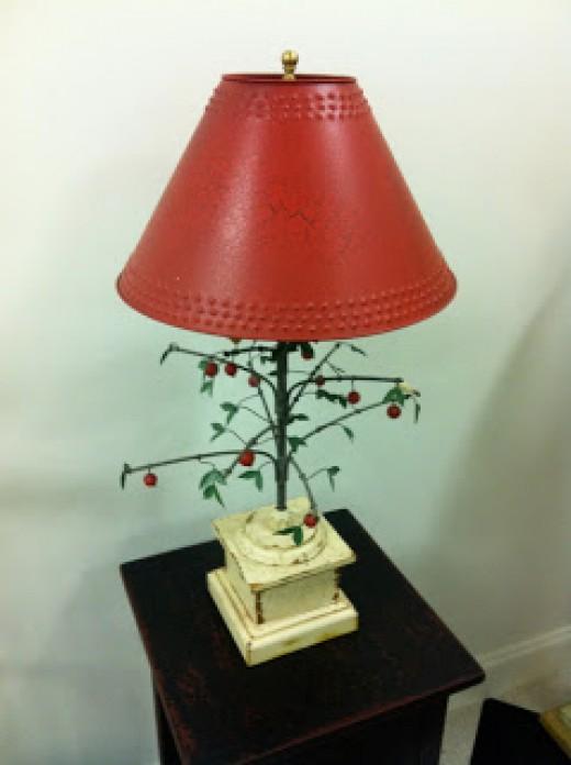 Cute Cherry Tree Lamp