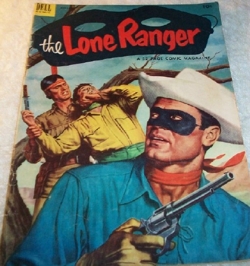 The Lone Ranger Comic Book