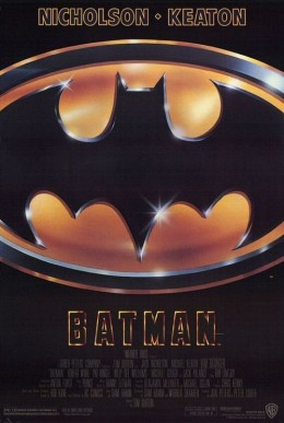 Tim Burton's Batman introduced a darkish Batman to cinema.