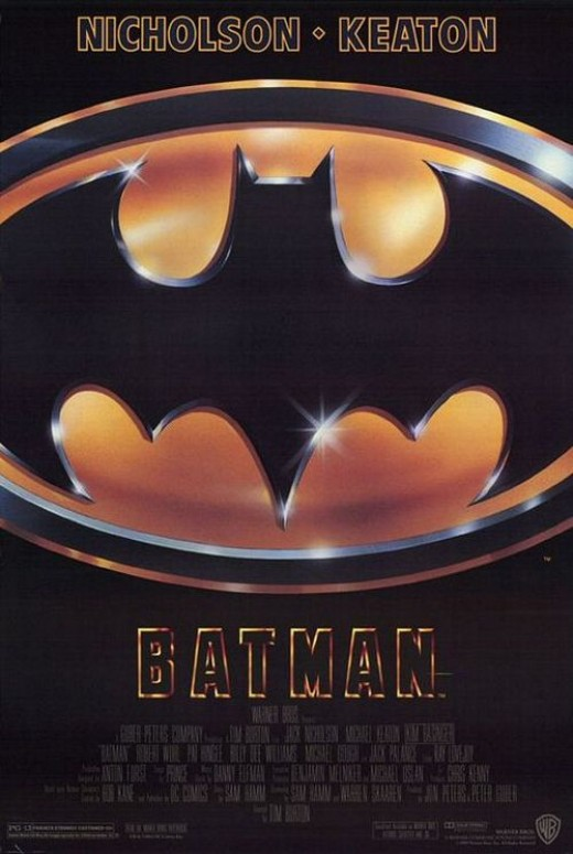 Tim Burton's Batman introduced a darkish Batman to cinema.