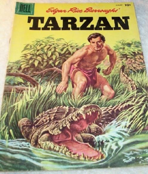 Tarzan Comic Book
