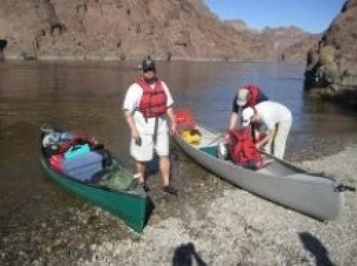 Canoe Black Canyon