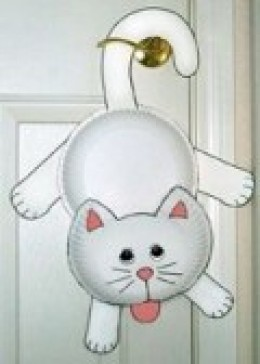 Cat Crafts For Kids