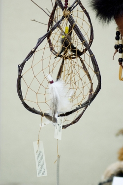 Native American Dreamcatcher Image