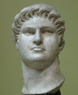 Roman Emperor Nero