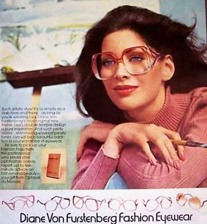1976 vintage glasses