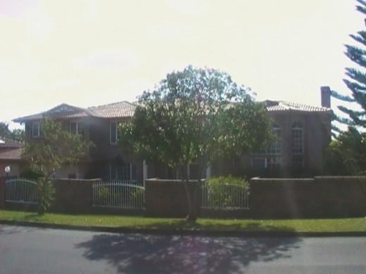 Robertson - Macgregor house
