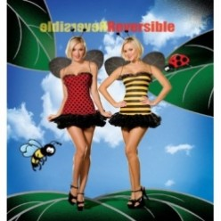 Ladybug, Bee and Dragonfly Costumes