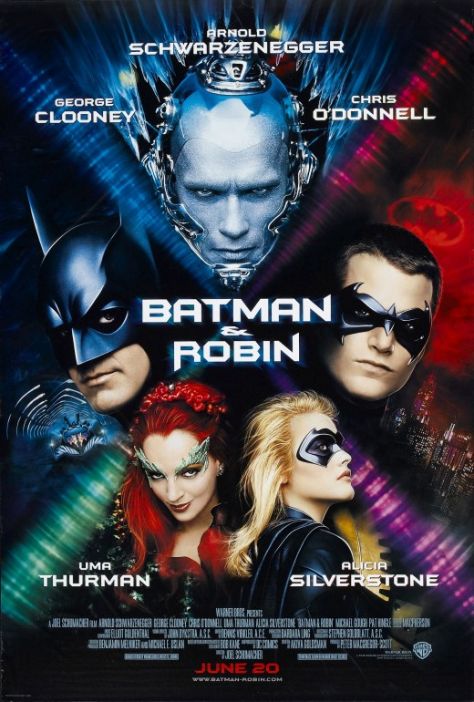 Batman & Robin was the comic book movie to end all comic book movies. And it nearly did.