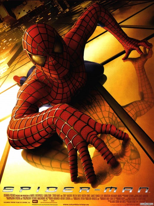 This Spider-Man film became the first of what would be the most successful superhero franchise in film history, until the Dark Knight trilogy and the MCU surpassed it six years later.