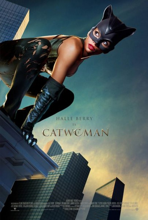 Catwoman was even worse than Batman & Robin