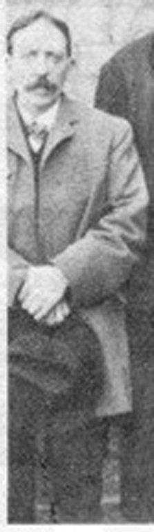 Magnus Magnusson Smith