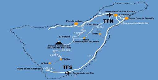 Puerto de la cruz canary islands hubpages - Airport transfers tenerife south to puerto de la cruz ...