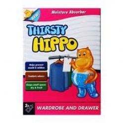 Thirsty Hippo Moisture Absorbent Review