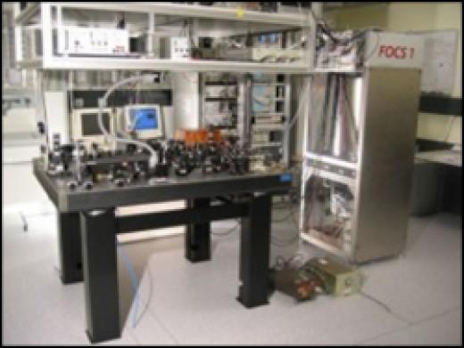 Atomic Clock FOCS-1 (Switzerland)