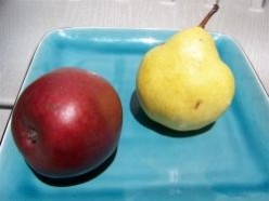 Grilled Fruit 7 - Pears (Lunch)