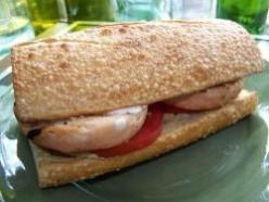 Burgers - Salmon