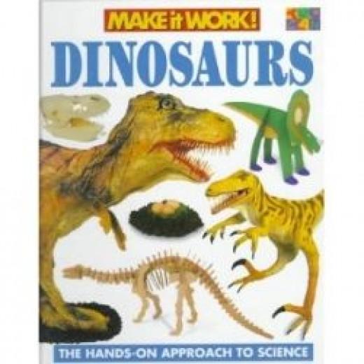 Make it work dinosaur book