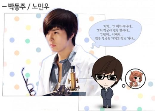 Park Dong Ju / No Min Woo