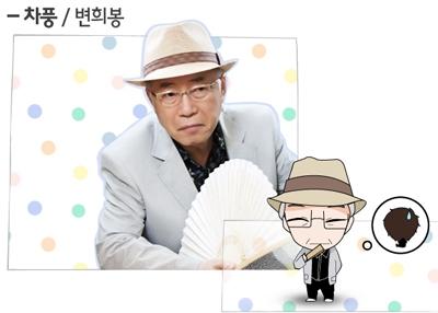 Cha Po Ong (Cha Dae Woong's Grandfather) / Byeon Hee Bong