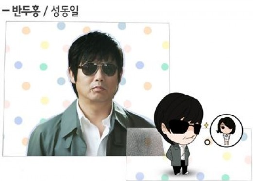 Director Ban /  Sung Dong Il
