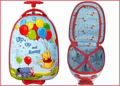 Winnie the Pooh Up, Up and Away Carry-On